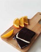 Pomarančna čokolada Pajs brez obresti