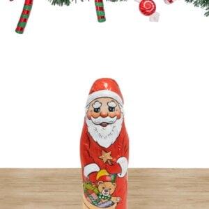 lchf čokoladni božiček brez sladkorja izdelek
