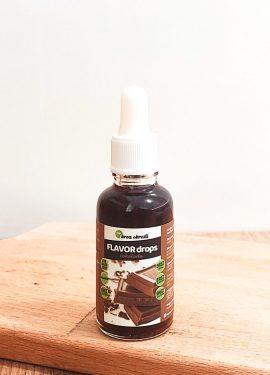 Flavor drops čokolada aroma kapljice