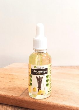 Flavor drops vanilija aroma kapljice